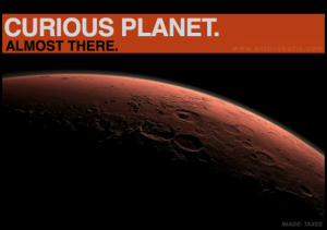 Curiosity about Curiosity, Part 2 – Approach: Only 5 Million Kilometers to Mars (3 Days!)