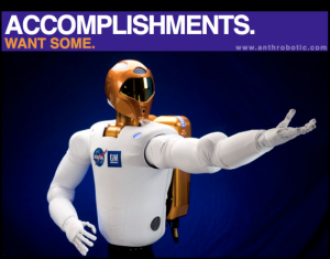 Remember NASA's other Robot? Dear Robonaut 2, What is it that YOU do?