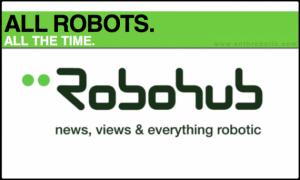 Robohub Goes Live!