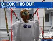Robonaut Prepping for Bipedal Locomotion!