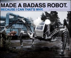 Matt Denton (MANTIS) and Kogoro Kurata (KURATAS) are Robotics Rockstars