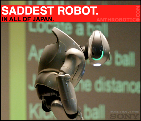 SAD.SONY.ROBOT