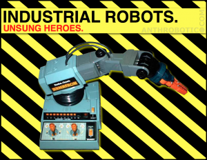 Japanese Industrial Robotics: Here's How Robots Don't Kill an Economy
