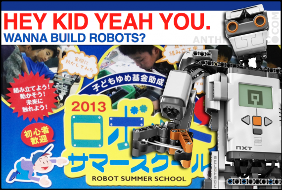 Kids Making Robots: An NPO Steps Up to Bolster Japan's Rural Robot Resurgence