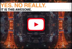 Mirrored TOKYO Will Melt Your Brain (VIDEO)