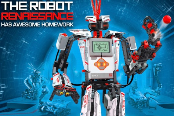 Lego Mindstorms EV3 Robotics Kit: World's Best Robotics Education ...