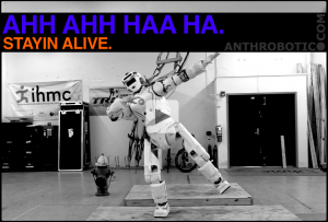 NASA's Valkyrie Humanoid Busting Fresh Moves Courtesy of IHMC (VIDEO)