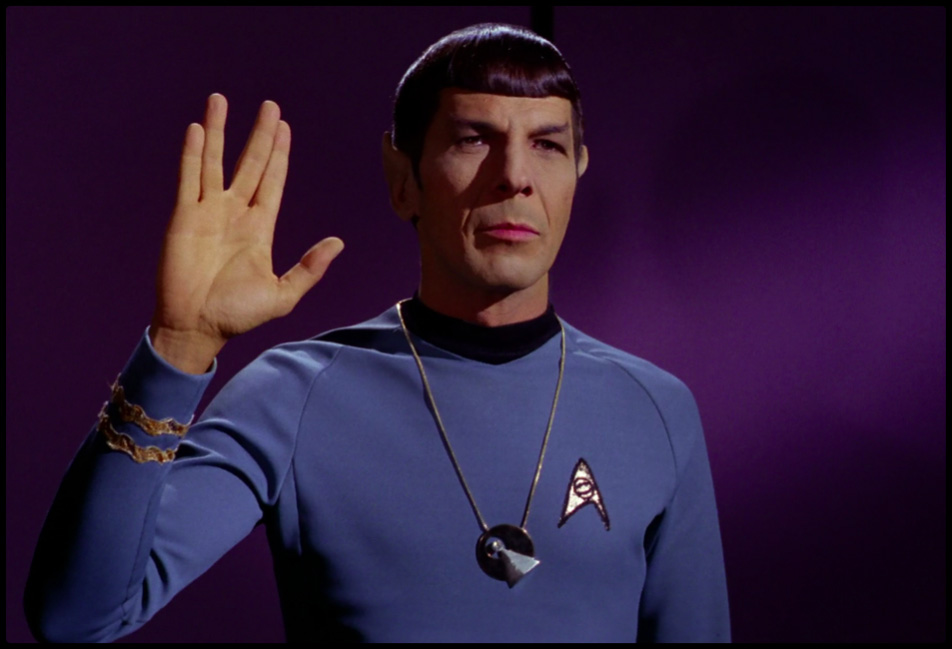 SPOCK ANTHROBOTIC.plate