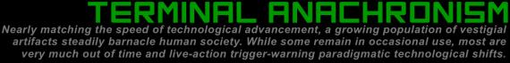 TA.ANTHROBOTIC TEXT FEATURE BAR