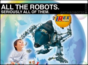 iREX 2015: Greatest Robotics Show in the Known Universe Underway in Tokyo