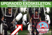 Japanese Exoskeleton Update: Does Team Skeletonics have new gear? (VIDEO)