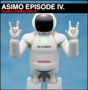 ASIMO: Awesome Android or SuperTech Puppet?