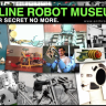 Robot Treasure Discovered Online:  an Interview with the Creator of Cyberneticzoo.com