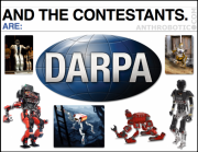 NEW VIDEO: DARPA Robotics Challenge, Track A - Meet the Big 6 for December