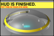 Augmented Reality in a Contact Lens: Profound Philosophical Quandary! Ish...