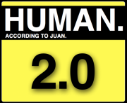 Humanity 2.0 Part Two:  Juan Says We're Designing the Next Species of Humans.