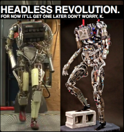 PETMAN: Boston Dynamics Stumbles (HA!) into the Android Pole Position