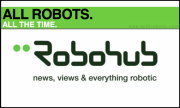Robohub Goes Live!