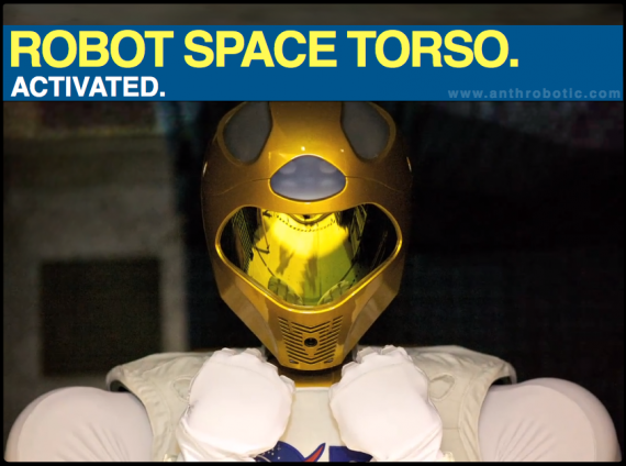 Robonaut 2: Alive and Suddenly Super Busy (FLASHBACKERY)