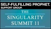 Singularity Summit 2011 Roundup Salad Surprise