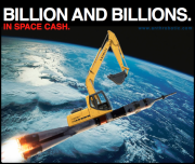 REMINDER: Probable Off-Planet Mining Announcement, & Japan has its Hand Raised.