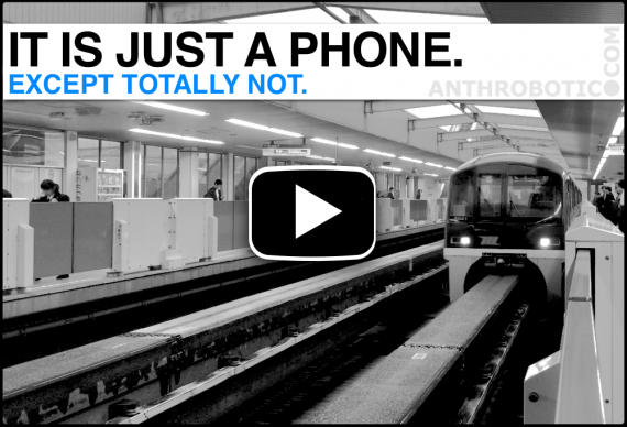 Camera Tech: Tokyo Monorail iPhone 4K (VIDEO)