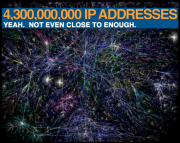 IPv6 on June 6: The Internets Get HUGE.