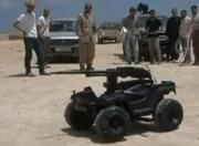 WarBots Continued - Libyan Rebels Going all High-Tech DIY and Making Their own WarBots