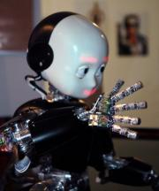 We Prometheus give Fire to Mortal Robot. Olympics. Metaphor. Turing.